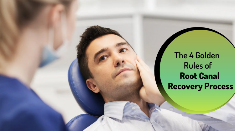 Root Canal Recovery Process